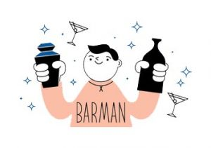 обучение на бармена