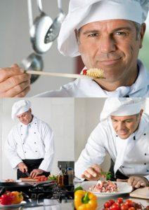 успешный шеф-повар
