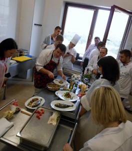 Мастер класс итальянского шеф-повара